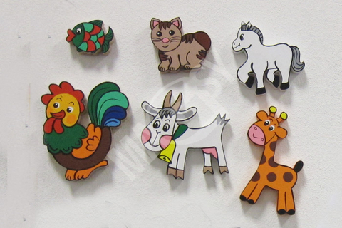 News in our e-shop: Magnetic pets – children will love them