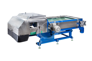 induction separator of non-magnetic metals (Eddy current separator)