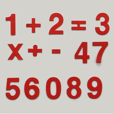 Magnetic number