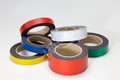 Color magnetic bands