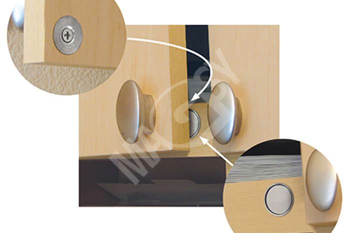 Case Type Fastening Magnet