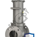 Magnetic filter for liquid mixtures DN 100