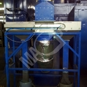 Magnetic separator for dry mixtures - two-sided characteristics